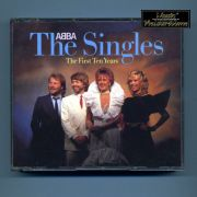 ABBA - The Singles/The First Ten Years (Doppel CD Album)