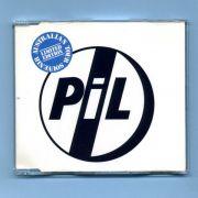 P.I.L. - Australian Tour Souvenir/Bad Life (CD Maxi Single)