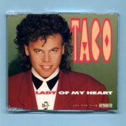 Taco - Lady Of My Heart (CD Maxi Single)