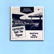 Genesis - Spot The Pigeon (3 CD Maxi Single)