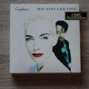 Eurythmics - We Too Are One (PR0MO CD Album + Kassette)