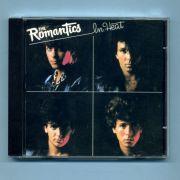 Romantics - In Heat (US CD Album)