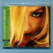 Madonna - GHV2/Greatest Hits Vol. 2 (Japan CD Album + OBI)