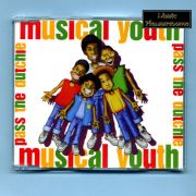 Musical Youth - Pass The Dutchie (CD Maxi Single)
