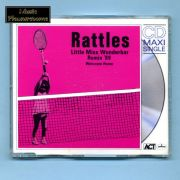 Rattles - Little Miss Wunderbar '89 (CD Maxi Single)