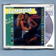 Oliveira, Valdeci - Lambada (CD Maxi Single)