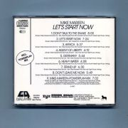 Mareen, Mike - Lets Start Now (CD Album)