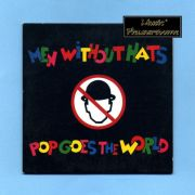 Men Without Hats - Pop Goes The World (CD Maxi Single)
