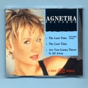 Fältskog, Agnetha (ABBA) - The Last Time (3 CD Maxi)