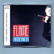 Flame (Cora) - America (CD Maxi Single)