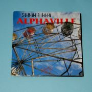 Alphaville - Summer Rain (3 CD Maxi Single)