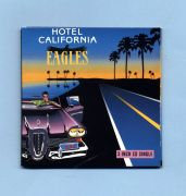 Eagles - Hotel California (3 CD Maxi Single) - FRANCE