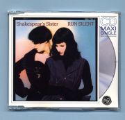 Shakespears Sister - Run Silent (CD Maxi Single)