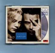 Cosso, Pierre & Nikki Costa (Bohlen) - Dont Cry (CD Maxi)