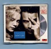 Cosso, Pierre & Nikki Costa (Bohlen) - Dont Cry (3 CD Single)
