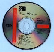 Bros - The Time (CD Album)