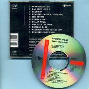 Mysterious Art - Omen The Story (CD Album)