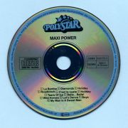 Maxi Power - Best From Miami (CD Compilation)