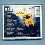Maxi Power - Best From Miami (CD Sampler)