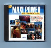 Maxi Power - Hot Stuff From Ibiza (CD Compilation)
