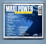 Maxi Power - Hot Stuff From Ibiza (CD Sampler)