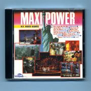 Maxi Power - N.Y. Disco Giants (CD Sampler)