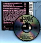 Chicago Trax Megamix (CD Maxi Single)