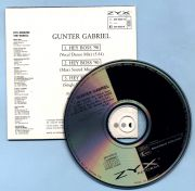 Gabriel, Gunter - Hey Boss 90 (CD Maxi Single)