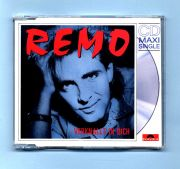 REMO (The Twins) - Verknallt in Dich (CD Maxi Single)