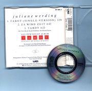 Werding, Juliane - Tarot (3 CD Maxi Single)