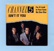 Channel 5 - Isnt It You (CD Maxi Single) - Pappcover