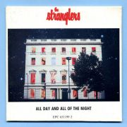 Stranglers, The - All Day And All Of The Night (UK CD Maxi)