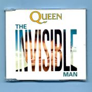 Queen - The Invisible Man (UK 5 CD Maxi Single)