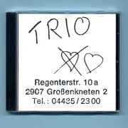 Trio (Stephan Remmler) - Trio (CD Album)