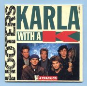 Hooters - Karla With A K (CD Maxi Single)