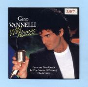 Vannelli, Gino - Wild Horses (CD Maxi) - Pappcover