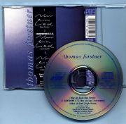 Forstner, Thomas (Bohlen) - Nur ein Lied (CD Maxi Single)