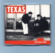Texas - Everyday Now (CD Maxi Single) - UK