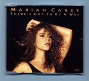 Carey, Mariah - Theres Got To Be A Way (CD Picture Maxi Single)