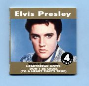 Presley, Elvis - Heartbreak Hotel (3 CD Maxi Single)