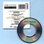 Presley, Elvis - Heartbreak Hotel (3 CD Maxi Single)