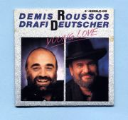 Roussos, Demis & Drafi Deutscher - Young Love (3 CD Maxi)