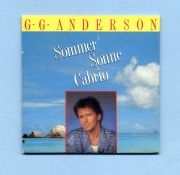 Anderson, G.G. - Sommer, Sonne, Cabrio (3 CD Single)