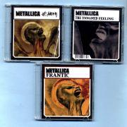 Metallica - Paket mit allen drei Pock It Mini CD Singles