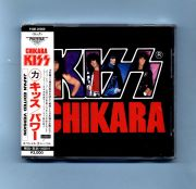 KISS - Chikara (Japan CD Album + OBI)