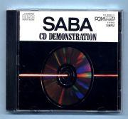 SABA CD Demonstration (CD Compilation) - Japan