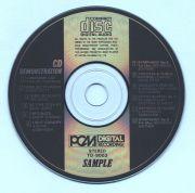SABA CD Demonstration (CD Sampler) - Japan