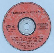 John, Elton - The One (Japan CD Album + OBI)