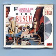 Busch, Dirk - Willkommen in der Traumfabrik (3 CD Single)