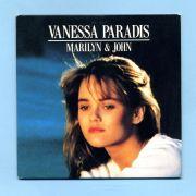 Paradis, Vanessa - Marilyn & John (CD Maxi Single)
